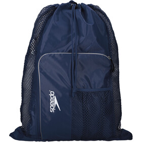 speedo Deluxe Ventilator Mesh Bag L navy
